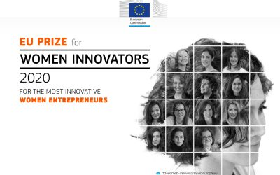 Portuguese Maria Fátima Lucas (Zymvol Biomodeling) is one of the winners of EU Prize for Women Innovators