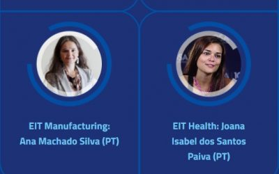 EIT selects 2 Portuguese women to the EIT Awards 2020