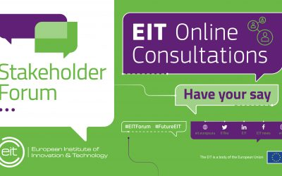 Launch of EIT Stakeholder Consultations, 15th November
