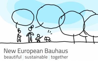 New European Bauhaus info sessions