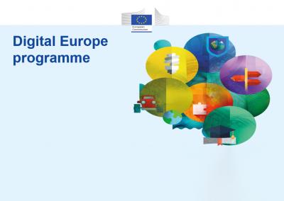 Digital Europe Programme