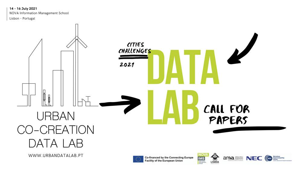 UNL_NOVA IMS: Urban Co-Creation Data Lab Workshop