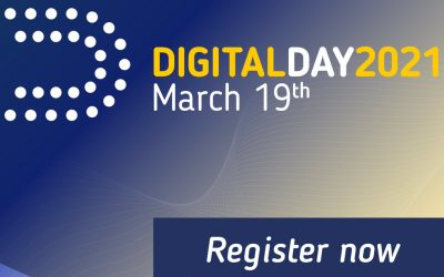 Digital Day 2021, organized by the European Commission in cooperation with the Portuguese Presidency, taking place on 19 March 2021 as a virtual event