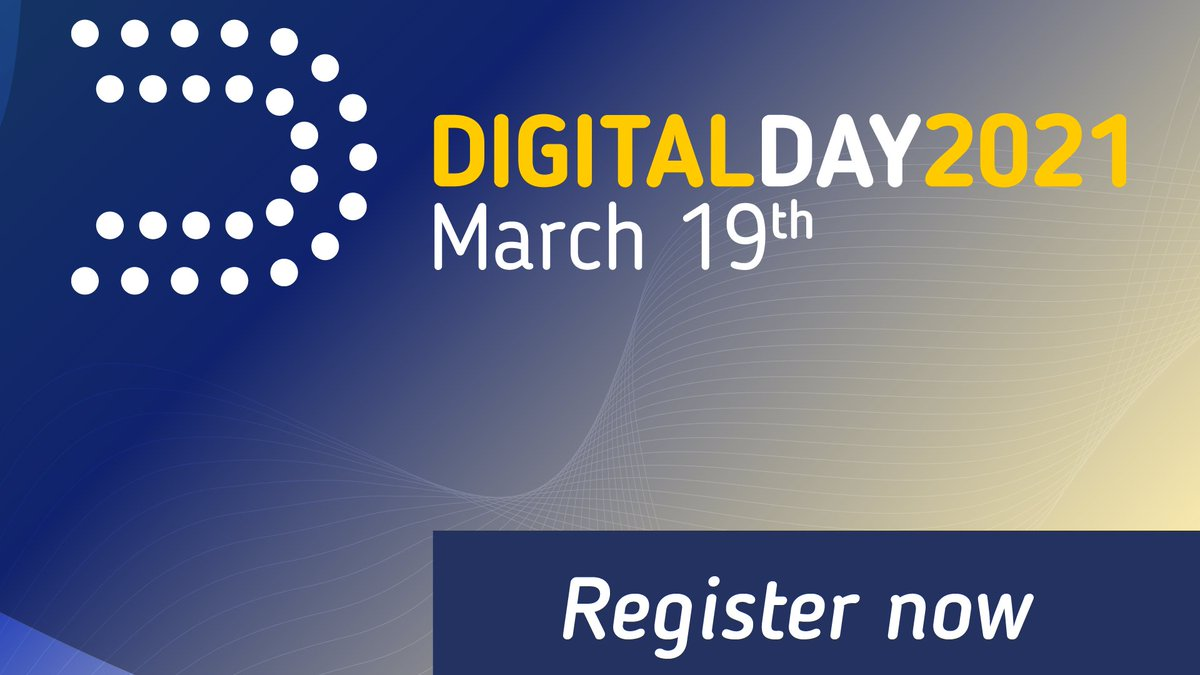 Digital Day 2021 by the European Commission in cooperation with the Portuguese Presidency