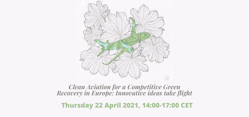 Clean Aviation for a Competitive Green Recovery in Europe: Innovative Ideas Take Flight