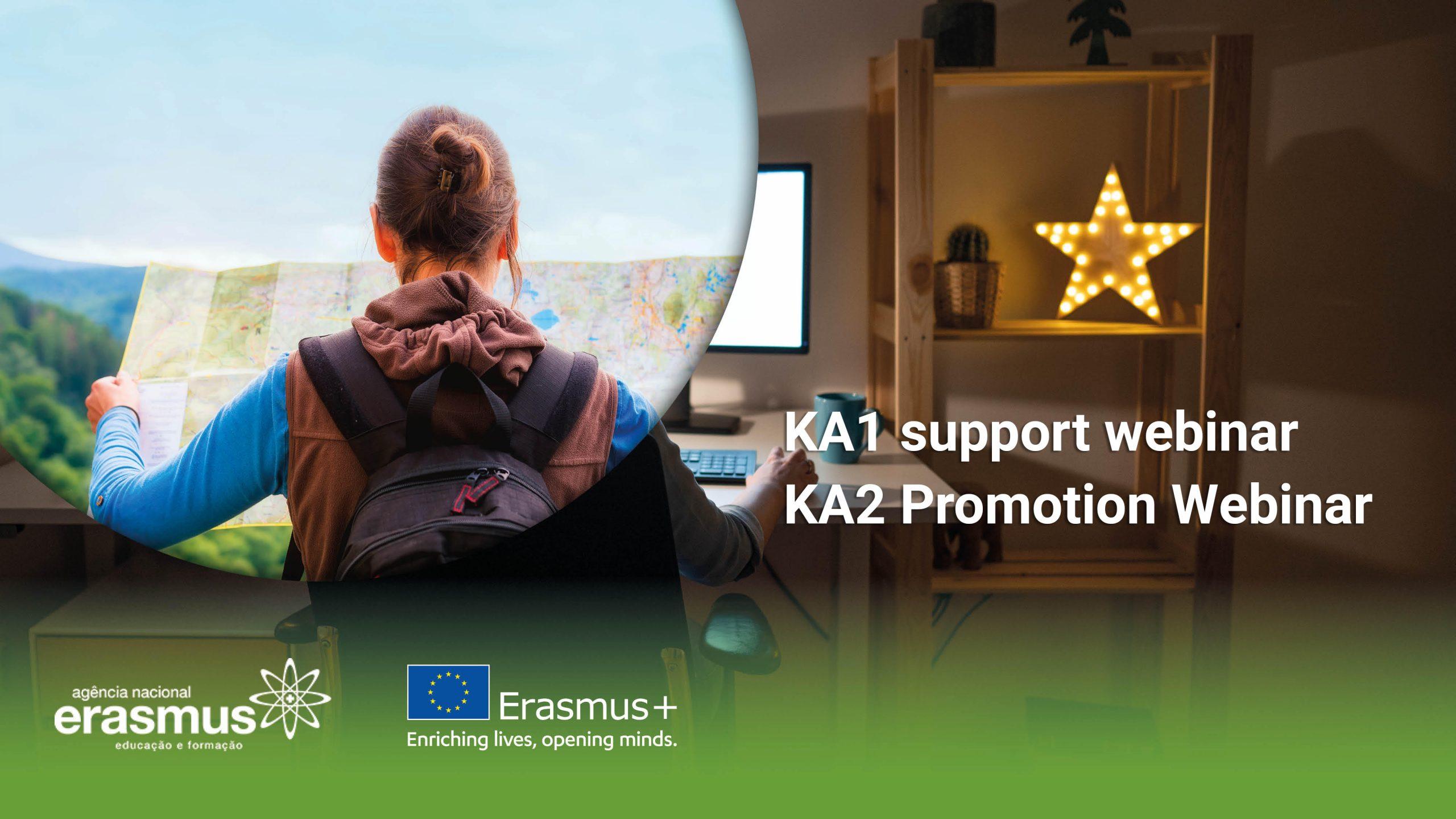 Application Support webinars: KA2 Cooperation Partnerships
