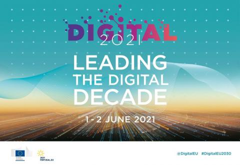 """Digital Europe Programme – official launch during the """"Leading the Digital Decade"""""""
