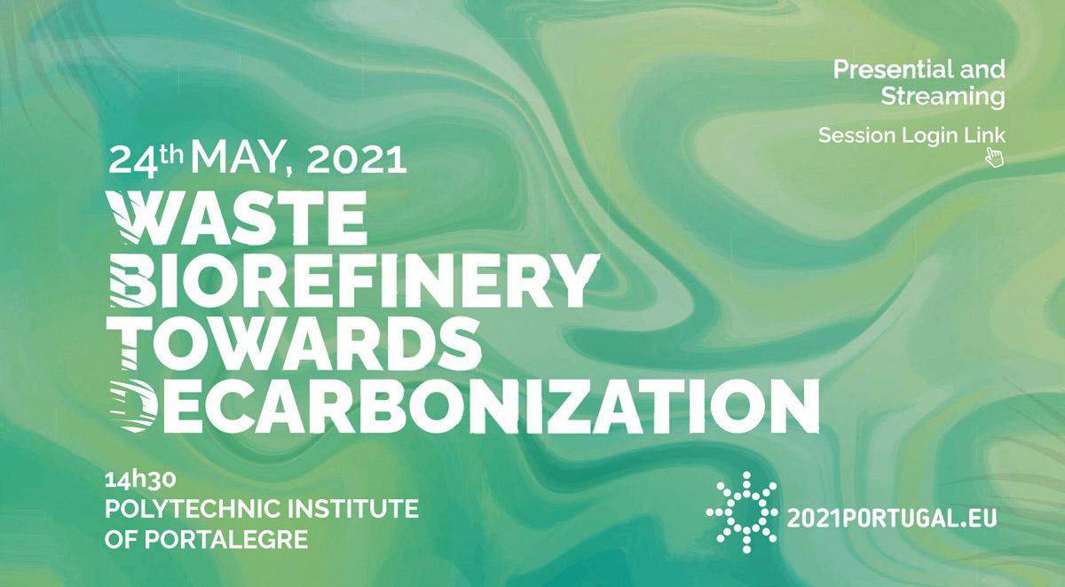 Waste Biorefinery Towards Decarbonization