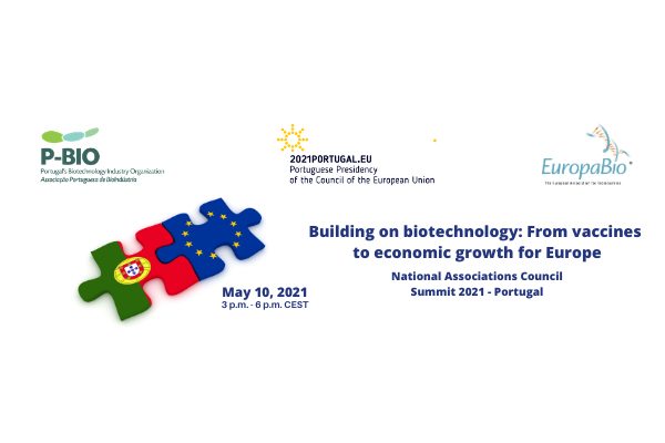 Building on biotechnology: From vaccines to economic growth for Europe