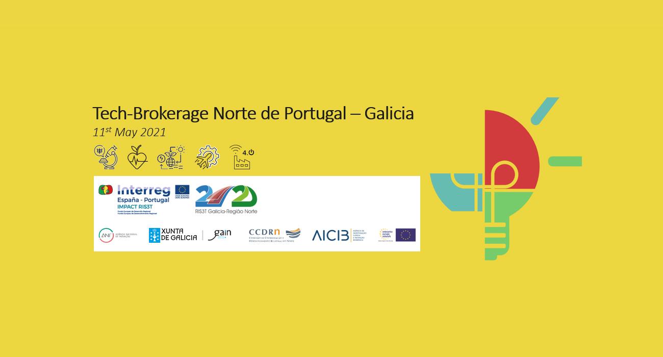 Tech-Brokerage Norte de Portugal – Galicia