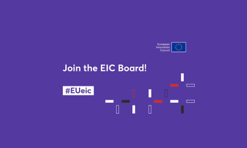 Selection of members for the new EIC Board